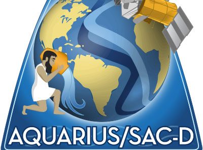 Aquarius/SAC-D logo