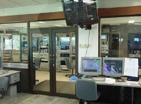 Mission operations center