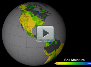 Aquarius Soil Moisture