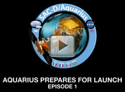 Aquarius Prepares for Launch: Episode 1