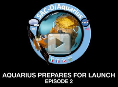 Aquarius Prepares for Launch: Episode 2