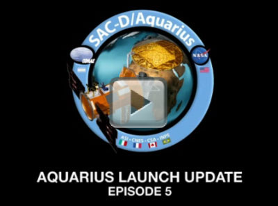 Aquarius Launch Update: Episode 5