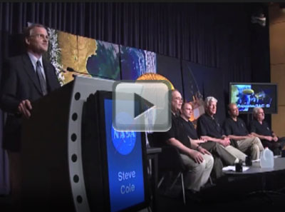 Aquarius Pre-Launch Briefing From NASA HQ (UStream)